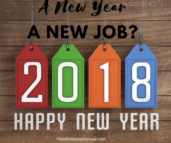 A New Year A new job Plaza Personnel Service Medical Staffing Agency San Diego (1)