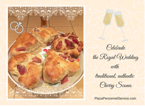 cherry scones recipe