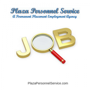 Plaza Personnel Service, a permanent placement employment agency in san diego, ca